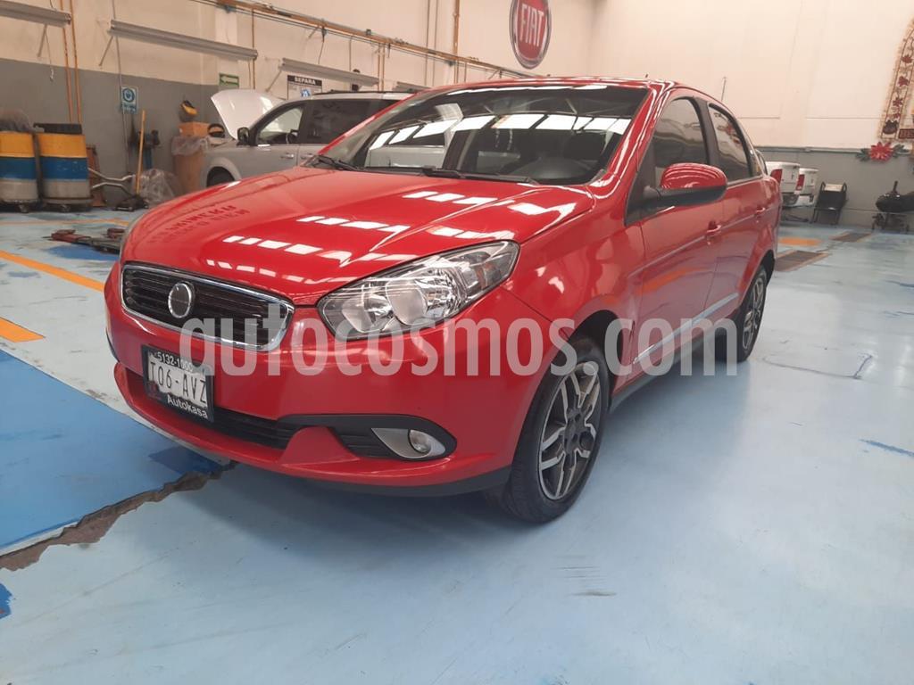 foto Dodge Vision 1.6L usado (2018) color Rojo precio $180,000