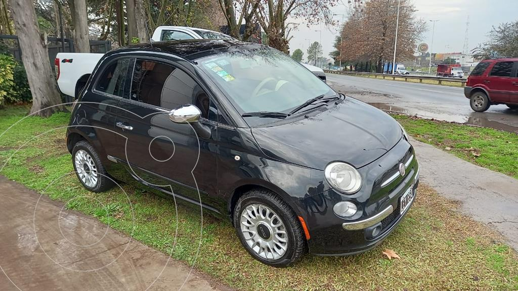 foto FIAT 500 Sport Aut usado (2012) color Negro precio $1.300.000