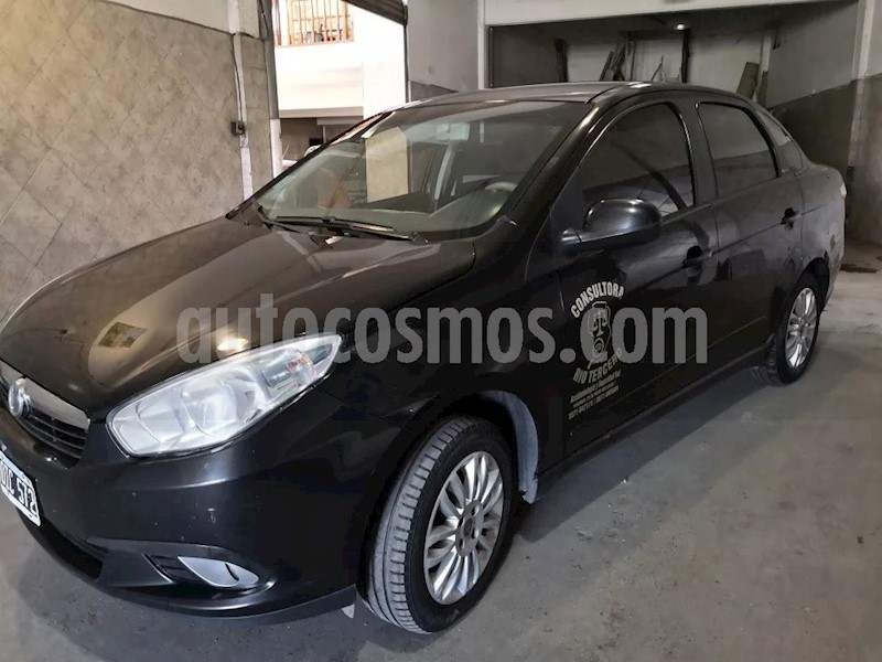 foto Fiat Grand Siena Attractive usado