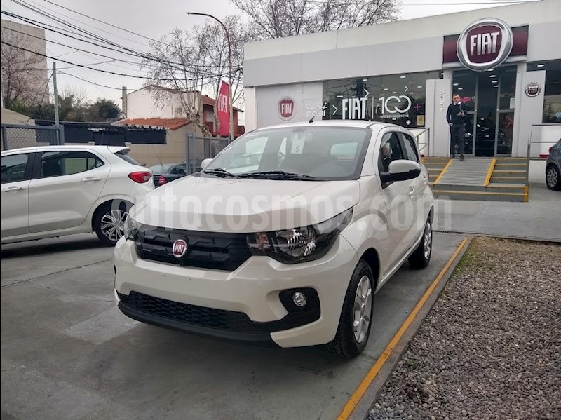 foto FIAT Mobi Easy Pack Top nuevo