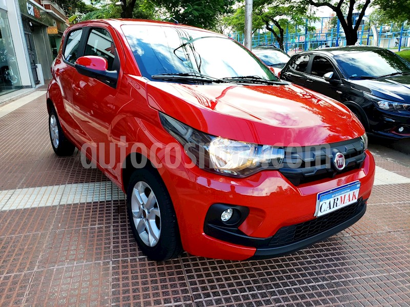 foto FIAT Mobi Easy Pack Top usado