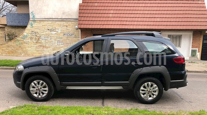 foto FIAT Palio Weekend 1.6 Adventure Locker Seguridad usado