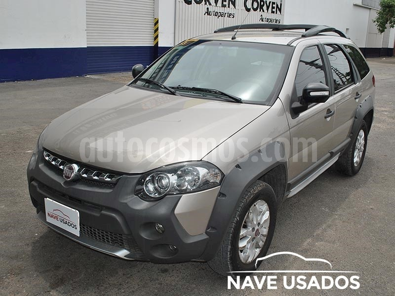 foto FIAT Palio Weekend 1.6 Adventure Locker usado
