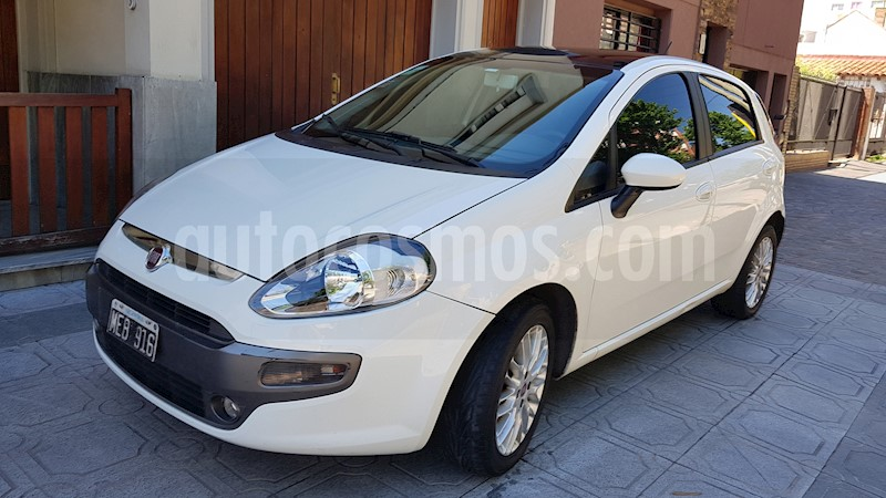 foto FIAT Punto 5P 1.6 Essence Emotion usado