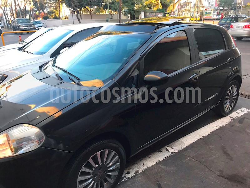 foto FIAT Punto 5P 1.8 HLX High Tech usado