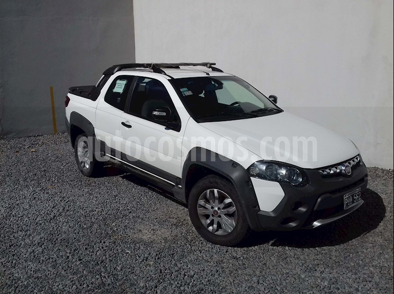 foto FIAT Strada Adventure 1.6 CD 3P Pack Top + Pack Xtreme III usado