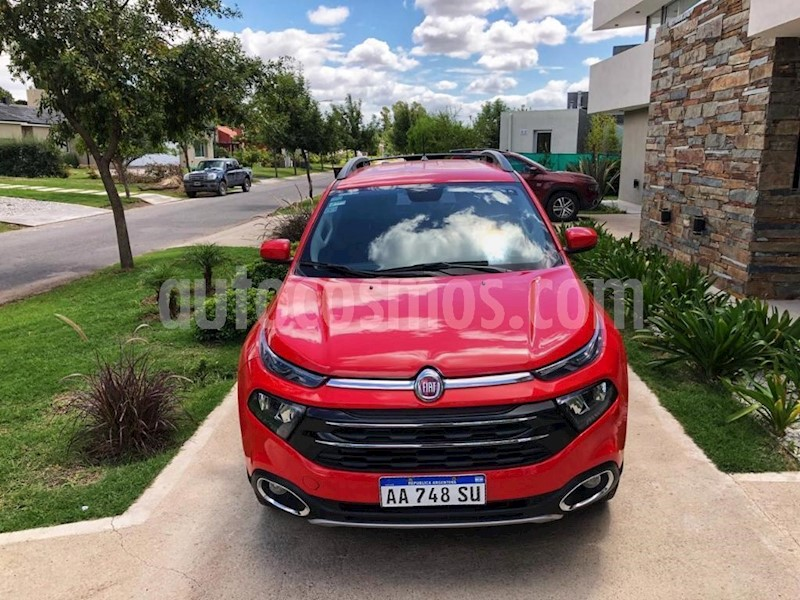 foto Fiat Toro Freedom 4x4 CD usado