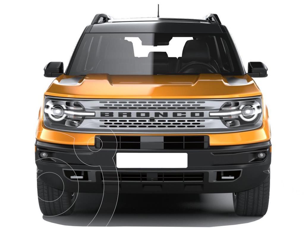 foto Ford Bronco Sport First Edition nuevo color Naranja precio $803,800