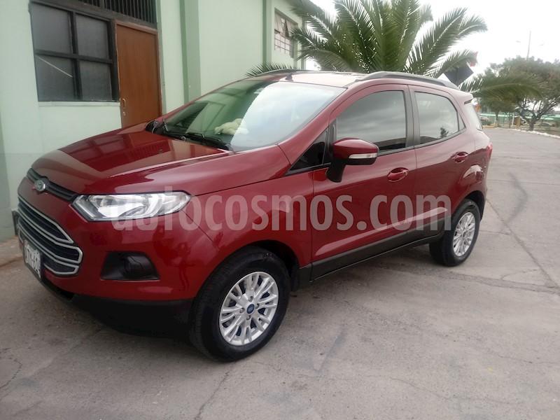 foto Ford Ecosport 1.6 SE usado