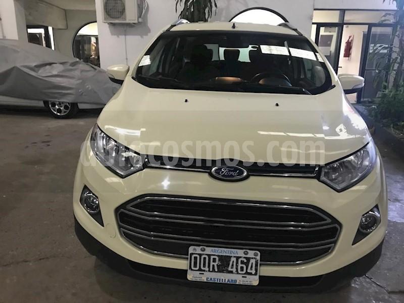 foto Ford EcoSport 1.6L S usado