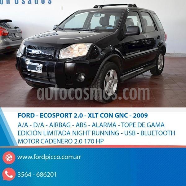 foto Ford EcoSport 2.0L 4x4 XLT  usado