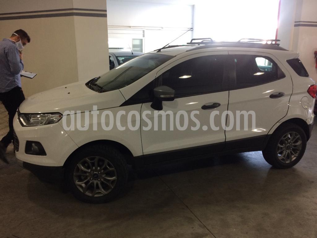 foto Ford EcoSport 1.6L 4x2 Freestyle  usado (2015) color Blanco precio $769.000