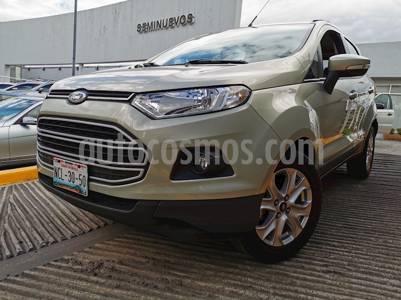 Ford Ecosport Trend 2017