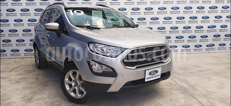 foto Ford Ecosport Trend Aut usado (2019) color Gris precio $322,000