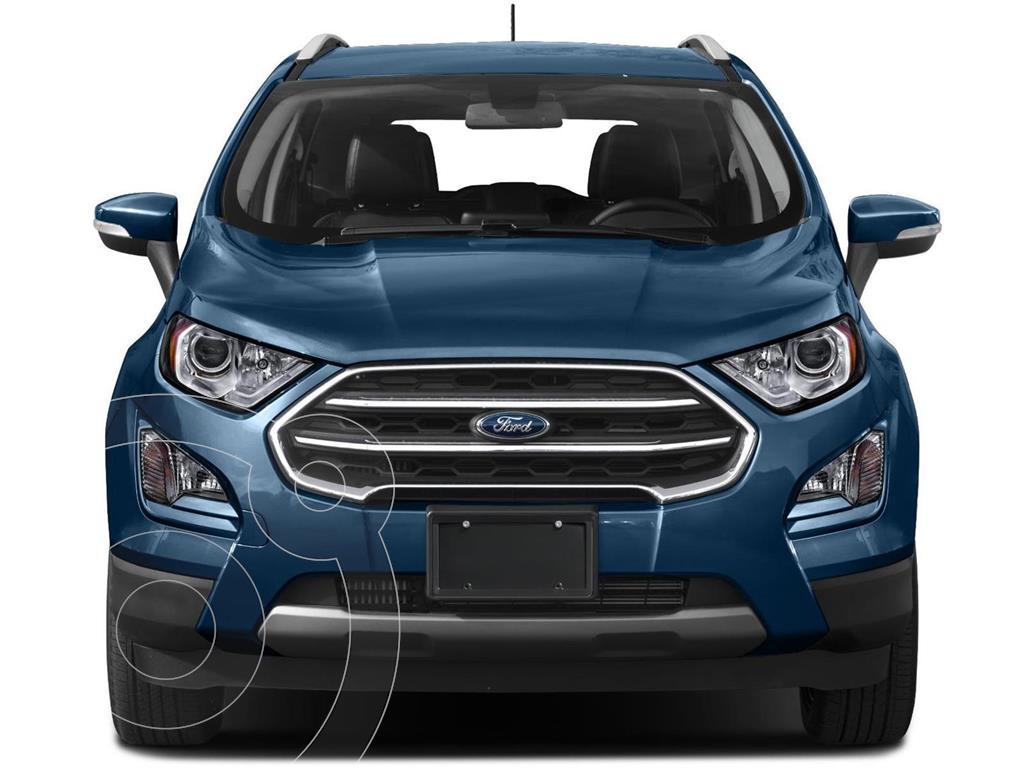 foto Ford Ecosport Trend  nuevo color Rojo Racing precio $387,700