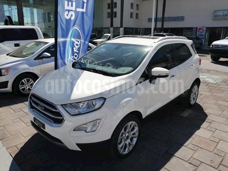 foto Ford Ecosport TITANIUM TA 2.0L usado (2018) color Blanco precio $280,000