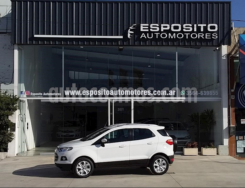 foto Ford EcoSport SE 2.0L Aut usado