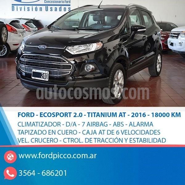 foto Ford EcoSport Titanium 1.5L usado