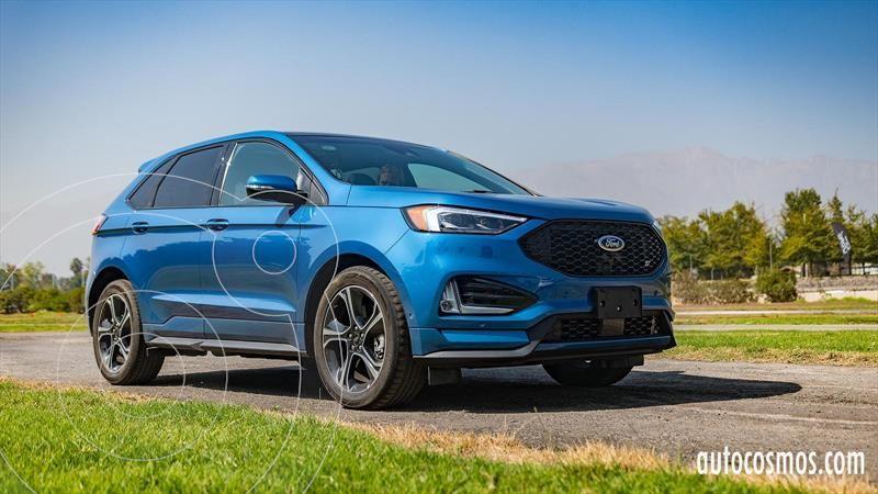 foto Oferta Ford Edge ST nuevo precio $784,900