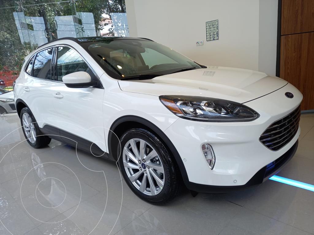 foto Ford Escape Titanium nuevo color Blanco precio $779,500