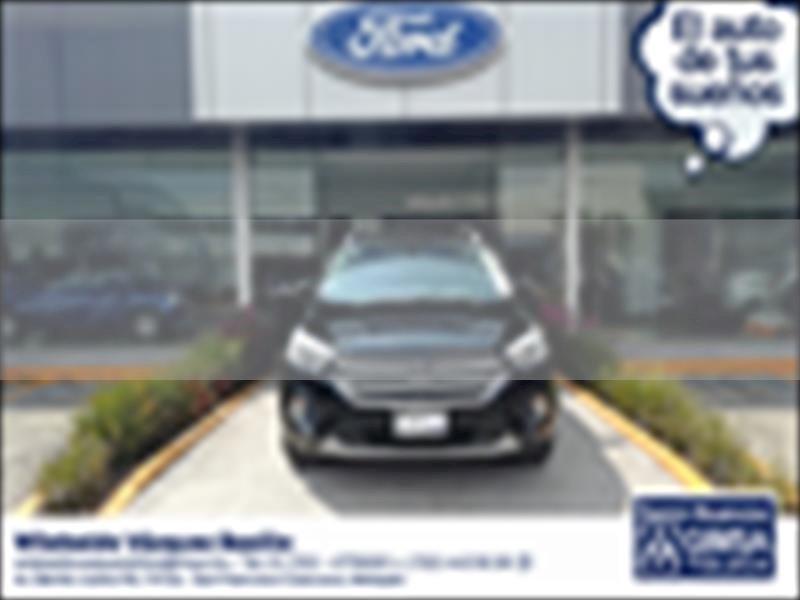 foto Ford Escape Titanium EcoBoost usado (2017) color Negro precio $340,000
