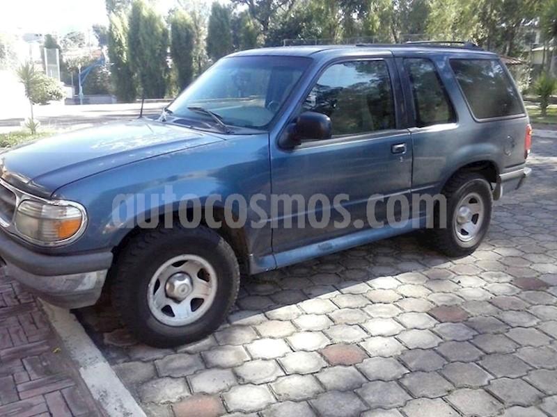 foto Ford Explorer Xlt 4x2 V6,4.0i,12v A 1 2 usado