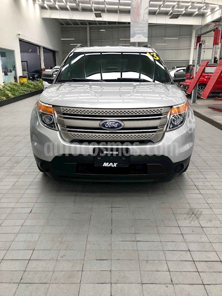 foto Ford Explorer XLT Base usado