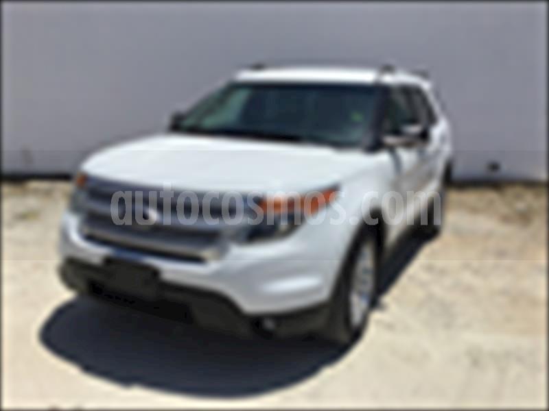 foto Ford Explorer XLT Piel usado