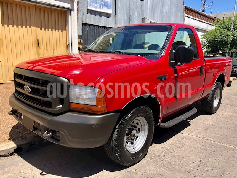 foto Ford F-100 3.9L DSL 4x2 XL Cummins usado
