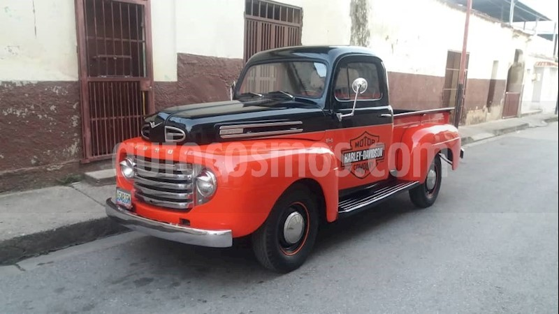foto Ford F-100 pick up usado