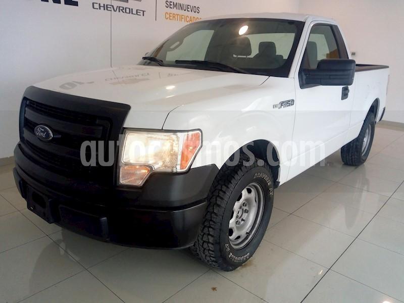 foto Ford F-150 XL 4x2 3.7L Cabina Regular usado (2014) color Blanco precio $250,000