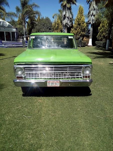 foto Ford F100 V8 Aut usado