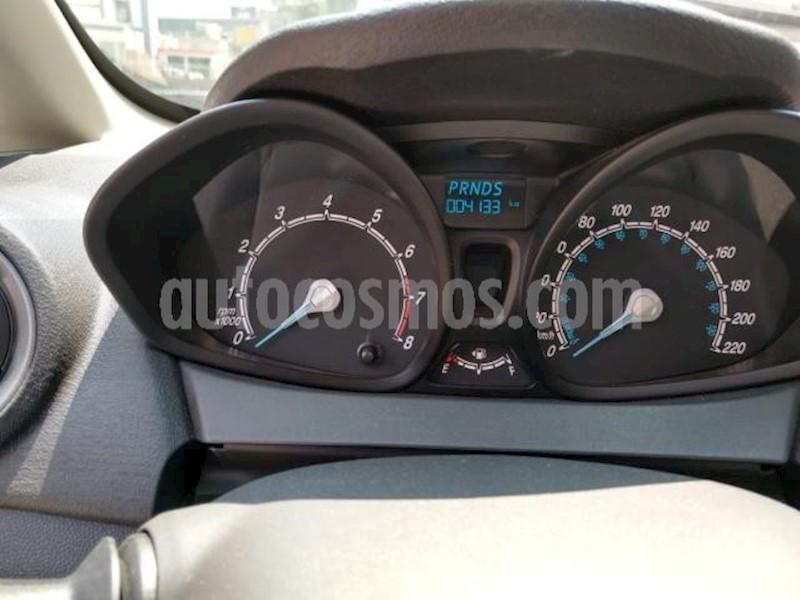 foto Ford Fiesta Hatchback 4P S AT A/AC. R-15 usado (2019) color Plata precio $205,000