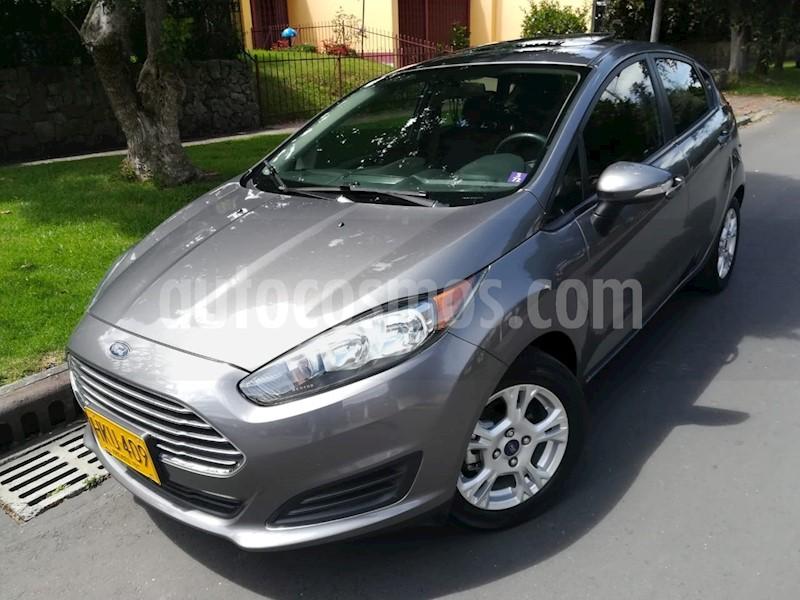 foto Ford Fiesta Hatchback SE 5P  Usado
