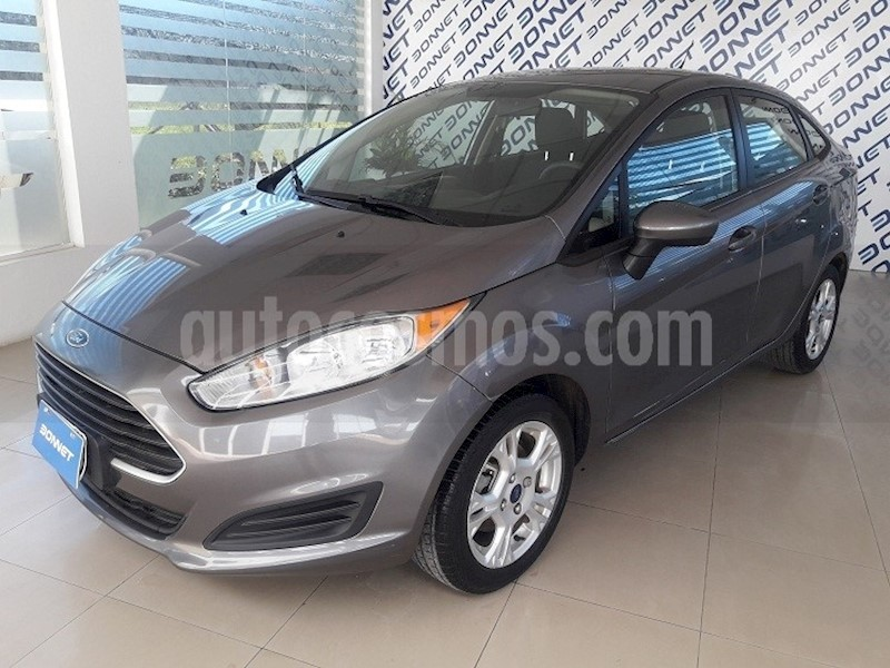foto Ford Fiesta Kinetic Sedan S Plus usado