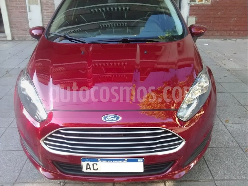 foto Ford Fiesta Kinetic Sedan S usado