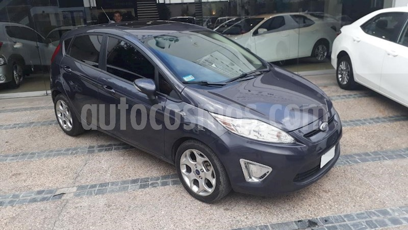 foto Ford Fiesta Kinetic Sedan Titanium Aut usado