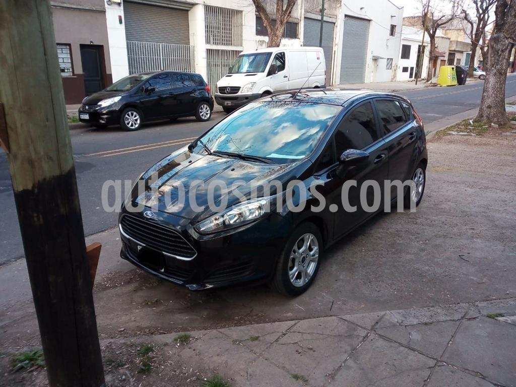 Ford Fiesta Kinetic S Plus Usado  2014  Color Negro Precio  650 000