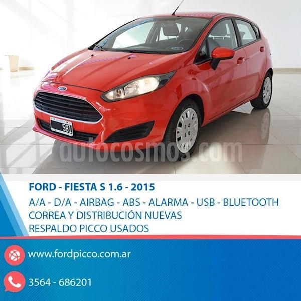 foto Ford Fiesta Kinetic S usado