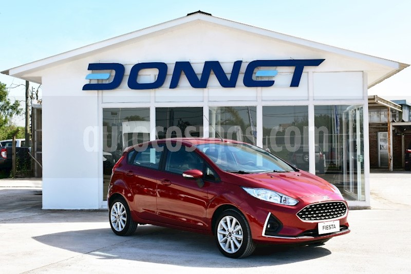 foto Ford Fiesta Kinetic SE Aut nuevo