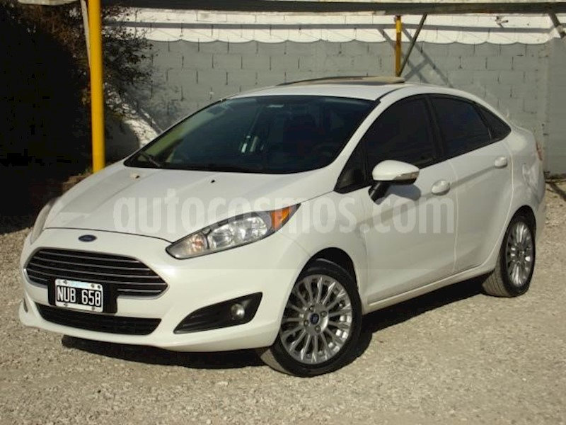 foto Ford Fiesta Kinetic SE Plus usado