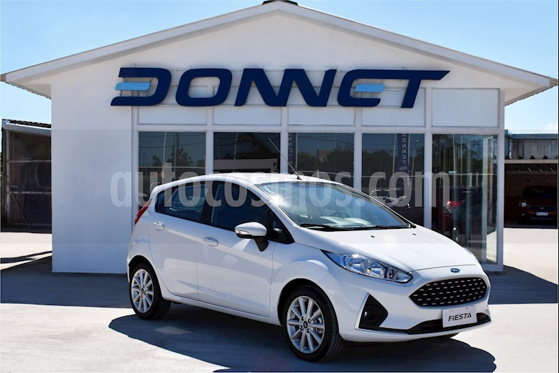 foto Ford Fiesta Kinetic SE nuevo