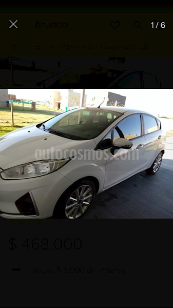 foto Ford Fiesta Kinetic SE usado