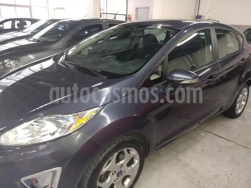 foto Ford Fiesta Kinetic Titanium usado