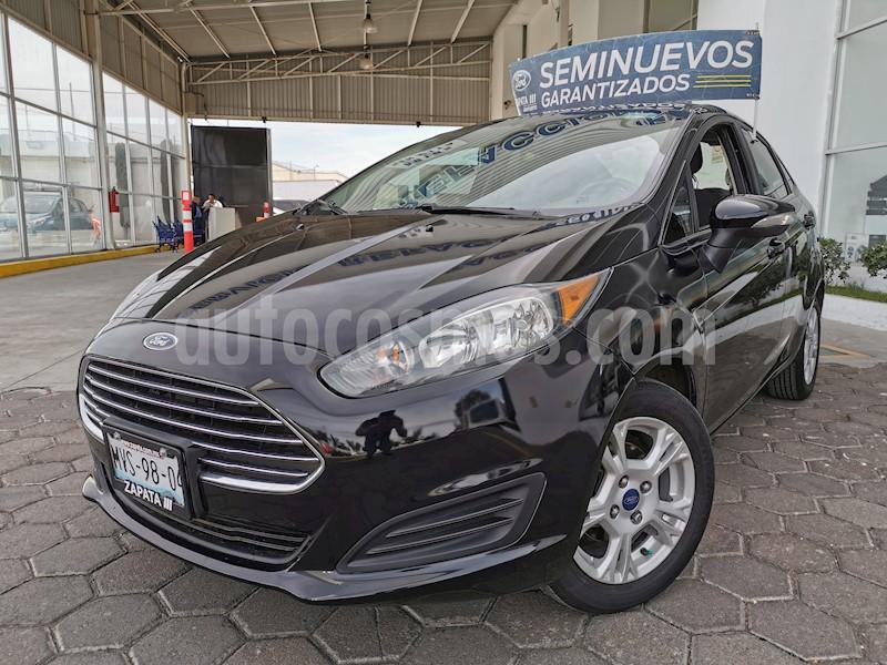 Ford Fiesta Sedán SE Aut 2016