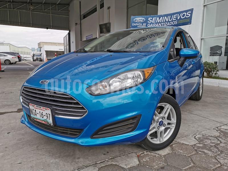 Ford Fiesta Sedán SE Aut 2017
