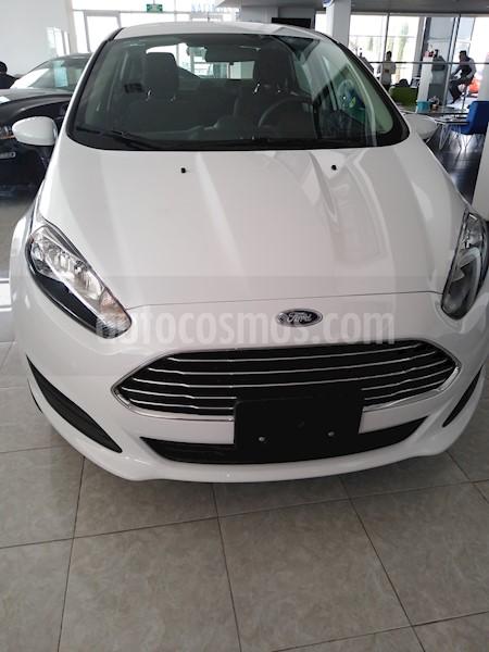 foto Ford Fiesta Sedan S Aut nuevo