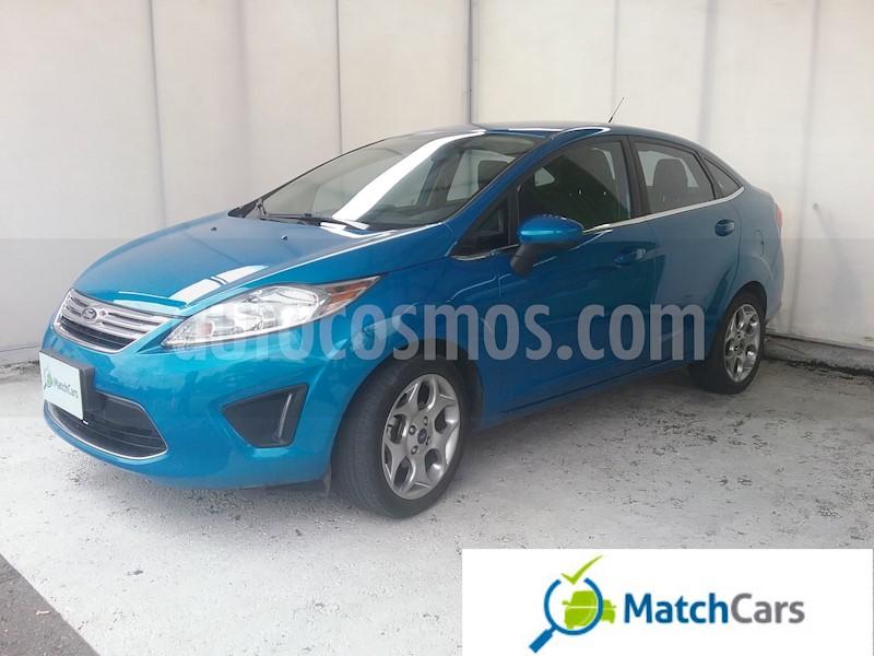 foto Ford Fiesta Sedan SE Aut usado