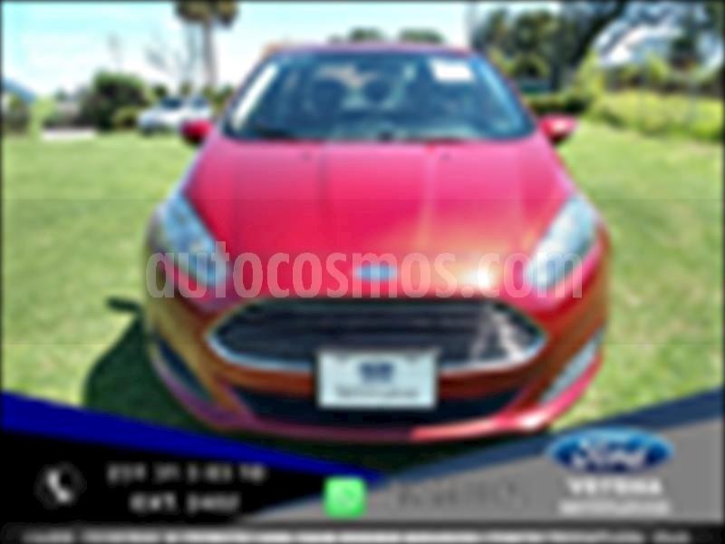foto Ford Fiesta Sedan SE L4/1.6 MAN usado