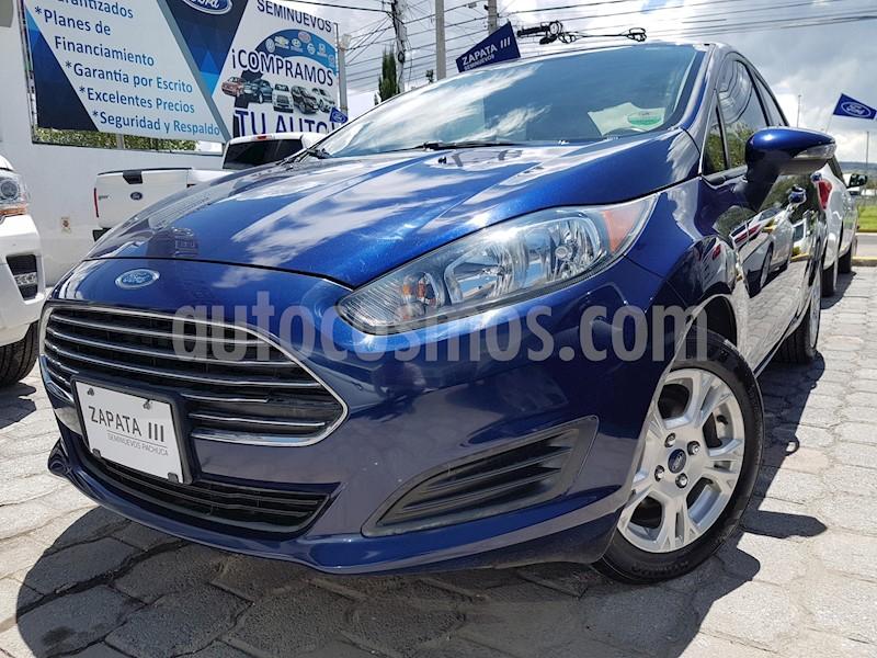foto Ford Fiesta Sedan SE usado